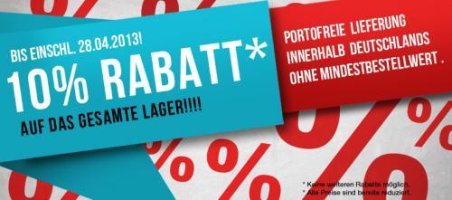 10% Rabatt / BMO Bike-Mailorder / Keine VSK