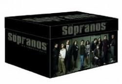 Wieder günstig zu haben: Die Sopranos - Die ultimative Mafiabox [28 DVDs] für 44,97€ bei amazon!