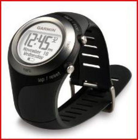 Garmin Forerunner 405 GPS Watch Schwarz  idealo 140 Euro