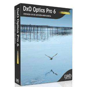 DxO Optics Pro 6 Elite Vollversion Kostenlos[PC-MAC]