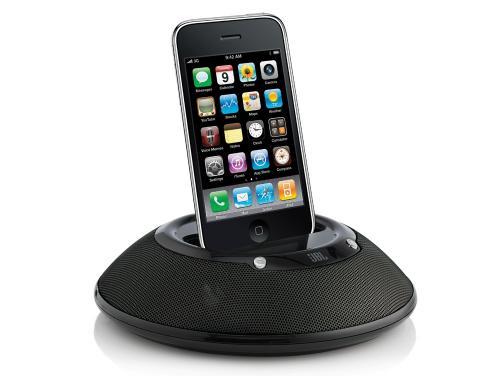 JBL On Stage Micro II schwarz (iPod Dockingstation) für hammermässige 33 €
