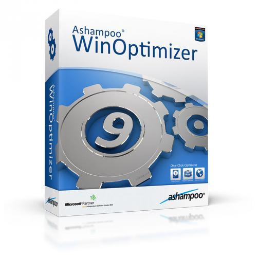 Gratis Ashampoo WinOptimizer 9 bis Sonntag 10 Uhr (PC Welt Aktion)