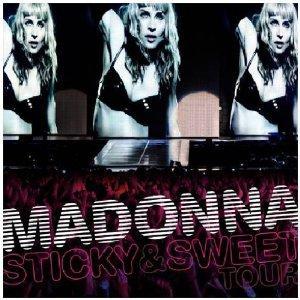 """[lokal] Madonna: """"Sticky & Sweet Tour 2008"""" (DVD + CD) für 4,44€ im Real Garbsen (ggf. bundesweit)"""