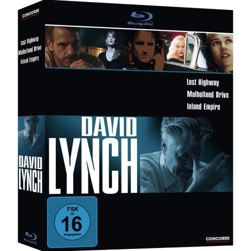 David Lynch Bluray-Box Lokal @ media markt bochum-riemke
