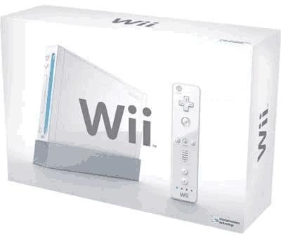 Nintendo Wii @game.co.uk für 48,62€ ink.Vk