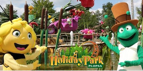 Holiday Park Hassloch 1 Tageskarte für nur 11,99€ statt 27,99€