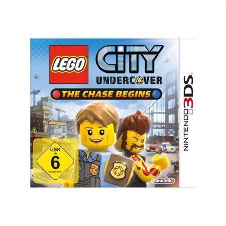 [offline]Nintendo 3DS Lego City Undercover (The Chase Begins) + Gratis Lego Gesellschaftsspiel@alphatecc