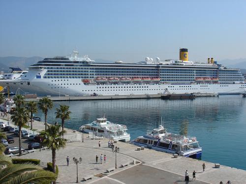 //LAST MINUTE// 4 Nächte Kreuzfahrt westliches Mittelmeer ab EUR 149 + EUR 28 Servicecharge (bei Zufriedenheit)