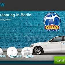 Komplett kostenlose anmelden bei DriveNow - CarSharing