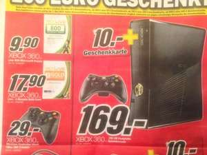 [Lokal Media Markt Essen] Xbox 360 250GB