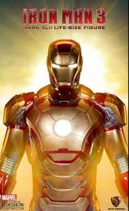 Iron Man MARK 42 Suit - Life-Size Replica