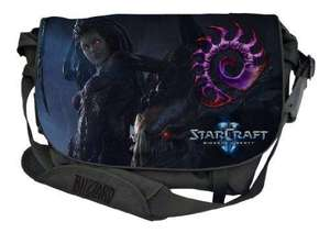 (Amazon) Razer Starcraft 2 Zerg Messenger Bag für 21,97 €