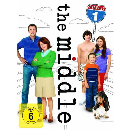 (Amazon) The Middle - Die komplette 1. Staffel [3 DVDs] für 9,97 €