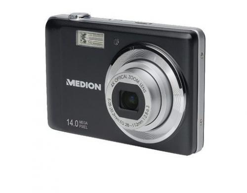 14 MP Digitalkamera Medion Life X43014 (MD 86408) 36,39€ vk-frei