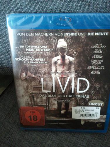 MM Schwabach Blu-Ray Livid