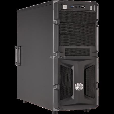 Cooler Master K 350 (ATX-Gehäuse, schwarz, USB 3.0) @ ZackZack