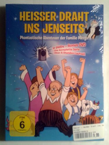 [lokal Thalia DD? offline] DVD: Adolar - Heißer Draht ins Jenseits / mit orig. DEFA-Synchro
