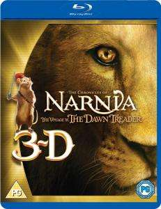 (UK) The Chronicles of Narnia: Voyage of the Dawn Treader [3D Blu-ray] für ca. 8,22€ @Zavvi