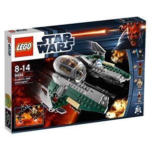 Lego Star Wars wahnsinnig reduziert. LEGO Star Wars™, 9494 Anakins Jedi Interceptor™