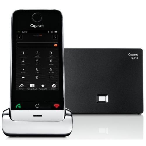 [Amazon WHD] Gigaset SL910 Touchscreen Festnetz Telefon (ohne AB) ab 86,39€