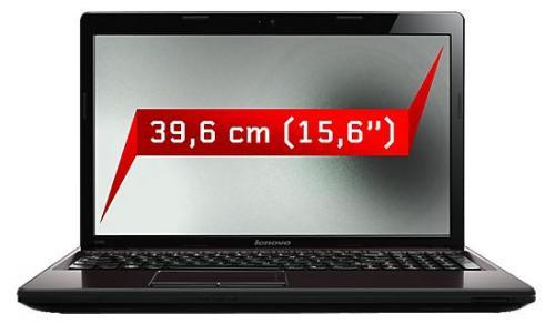 Lenovo® G580 (MBBL8GE) (i3 ,Win8,Geforce635M mit 2GB,8GB RAM,1TB Festplatte ) für nur 454,95€