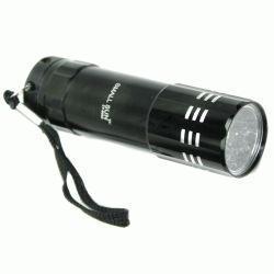 Aluminium LED Taschenlampe, Versandkostenfrei