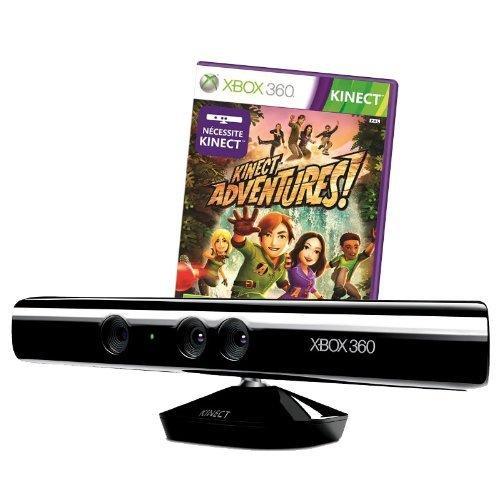 Microsoft Xbox 360 Kinect Sensor + Software Kinect Adventures für 79,95 € @ DC
