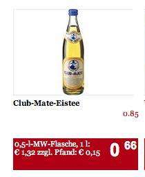 [Regional Berlin Brandenburg] Kaiser's Club Mate 0,5l 0,66 € zzgl. Pfand