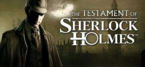 [Steam] The Testament of Sherlock Holmes @ Midweek Madness