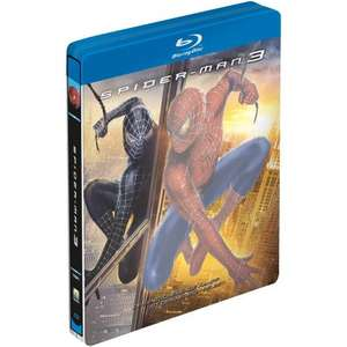 Spider-Man 3 (Steelbook) [Blu-ray] für 7,61€ + 10€ Fashion Gutschein gratis @Amazon