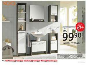 lokal dreieich xora komplettbad bei mann mobilia xxl. Black Bedroom Furniture Sets. Home Design Ideas