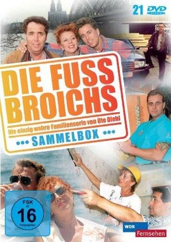 Die Fussbroichs - Sammelbox (21 DVDs)