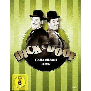 Dick & Doof Collection 1-3 [je 10 DVDs] für je 29,97 @ amazon.de