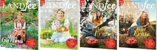 4 x Zeitschrift Landfee für 19,20 € und 20 € BestCoice Gutschein