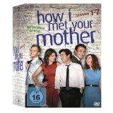 [Amazon.de] [DVD] How I Met Your Mother Komplettbox Staffel 1 bis 7