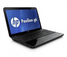 HP Pavilion g6-2300sg  i3-3120M 15,6Zoll HD 7670M mit 1GB sparkling black @comtech.de