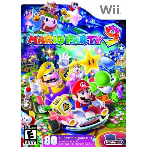 Nintendo Wii Mario Party 9 @dealclub