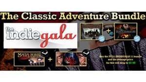 [tlw. Steam] The Classic Adventure Bundle