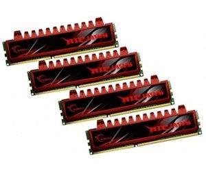 G.Skill RAM 16 GB DDR3-1600 Quad-Kit [ZackZack]