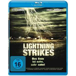 Lightning Strikes [Blu-ray]