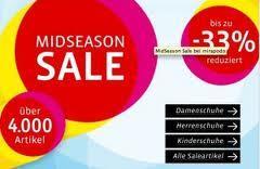 Mirapodo Midseason Sale mit bis zu -30%