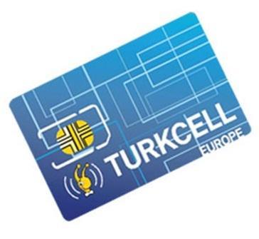 Turkcell Prepaid im D1-Netz, keine Roamingkosten in der Türkei!