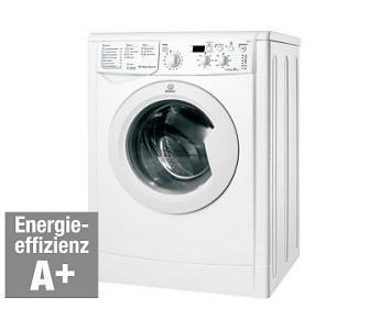 Indesit Waschmaschine »IWD 6145 (DE)«, A+, 6 kg, 1400 Touren für 251,10,- bei Plus, incl Versand