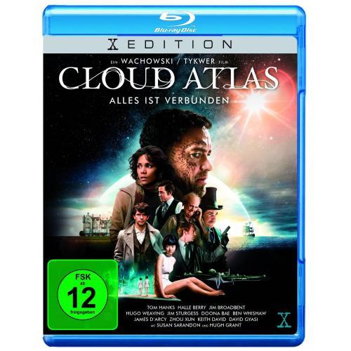 (Amazon) Cloud Atlas Blu-ray für 12,78 €