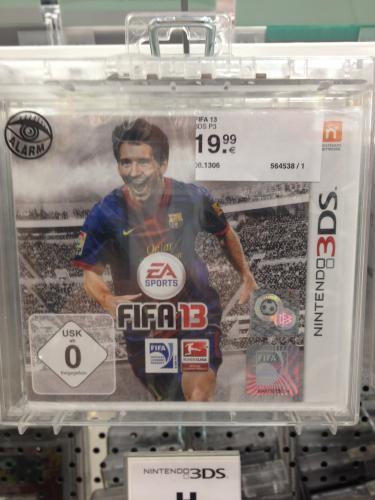 FIFA 13 (3DS) bei Müller [lokal]