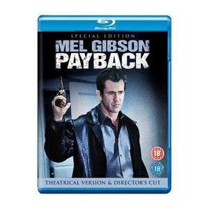 Blu-Ray - Payback (Zahltag) für €6,37 [@Wowhd.co.uk]