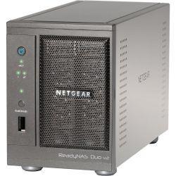 Netgear ReadyNAS DUO v2 RND2000-200 NAS für 92,89€