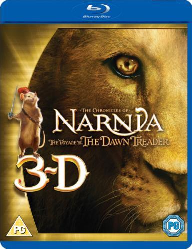 Wieder da! [3D Blu-ray] Die Chroniken von Narnia - Die Reise auf der Morgenröte für 8,19€ @Zavvi