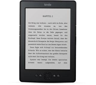 Kindle für 49 Euro beim Kauf eines Kindle/Kindle Paperwhite/Kindle Fire/Kindle Fire HD/Kindle Fire HD 8.9