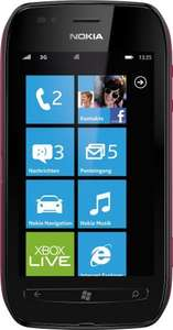 Nokia Lumia 710 fuchsia Amazon Warehousedeals ab 103,94€